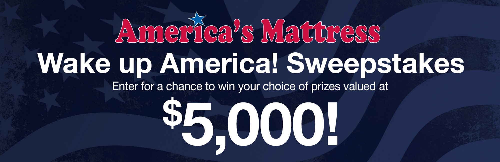 Wake up America Sweepstakes